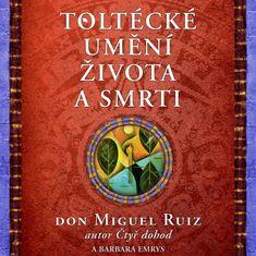 Ruiz Don Miguel: Toltécké umění života a smrti (2x CD) - MP3-CD