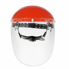 Source Ochranný obličejový štít, odnímatelný průhledný štít