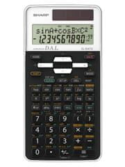Sharp EL506TSWH tehnični kalkulator, crno-bijela