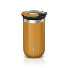 Wacaco cestovný termohrnček Octaroma Lungo - Amber Yellow 300 ml