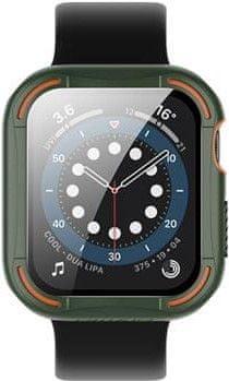 Nillkin CrashBumper tok Apple Watch 40mm Series készülékhez, 4/5/6/SE 57983102661, zöld