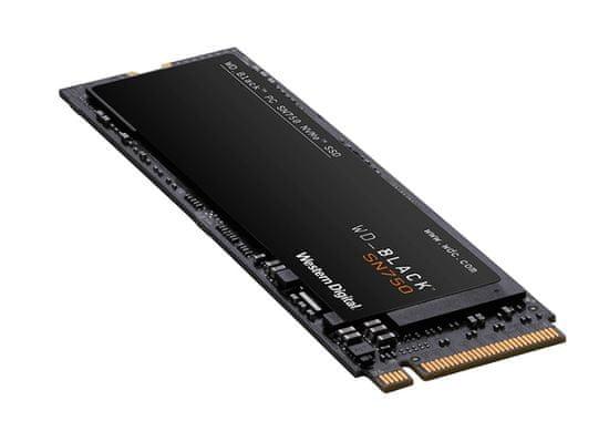 Western Digital SSD Disk SN750 500 GB