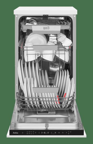 Amica vestavná myčka MI 438 BLDC