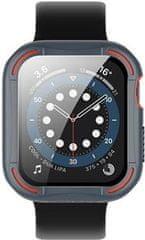Nillkin CrashBumper Púzdro Apple Watch 44mm Series 4/5/6/SE 57983102663, sivé