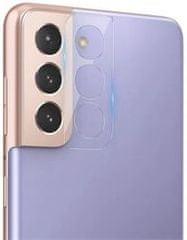 Nillkin zaščitni film za kamero InvisiFilm AR 0,22 mm za Samsung Galaxy S21 57983102337, prozoren