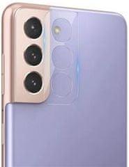 Nillkin InvisiFilm AR Camera Ochranný Film 0.22mm pro Samsung Galaxy S21+ 57983102338, čirý