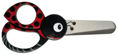Fiskars Nůžky dětské, beruška, 13 cm, 1004612