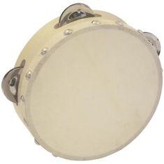 "Dimavery DTH-604, tamburína 6"" s blanou"