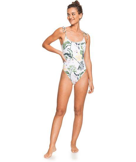 Roxy Ženske enodelne kopalke Roxy Bloom One Piece Fa ERJX103323-WBB6