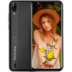 iGET Blackview A60 pametni telefon, 2GB/16GB, črn