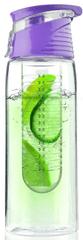 Asobu designová fresh láhev s infuserem Flavour It fialová 600ml