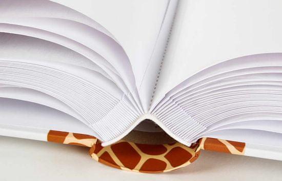 WALTHER Fotoalbum na fotorožky 27x29 cm 100 strán detské Giraffe 1