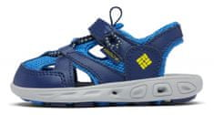 Columbia fantovski sandali Techsun Wave 1767562434, 32, temno modri