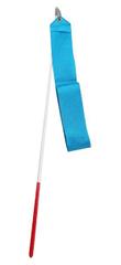 EFFEA Gymnastická stuha + tyčka - tyrkysová
