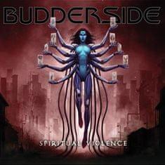 Budderside: Spiritual Violence - CD