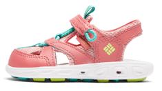 Columbia dekliški sandali Techsun Wave 1767562668, 33, roza