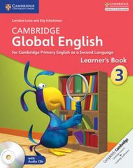 Cambridge Global English Stage 3 Stage 3 Learner's Book with Audio CD