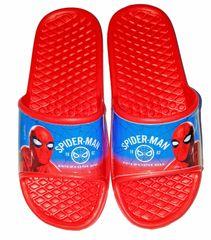 "Eplusm Fantovski copati ""Spiderman"" - rdeča - 33/34"