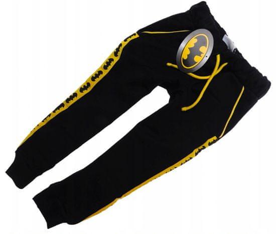 "Eplusm Fiú melegítő nadrág ""Batman"" - fekete"