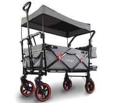 Fuxtec Skládací vozík CT-850-G