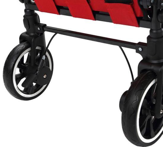 Fuxtec Skládací vozík CT-850-R