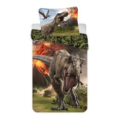 Jerry Fabrics posteljnina Jurassic World Volcano