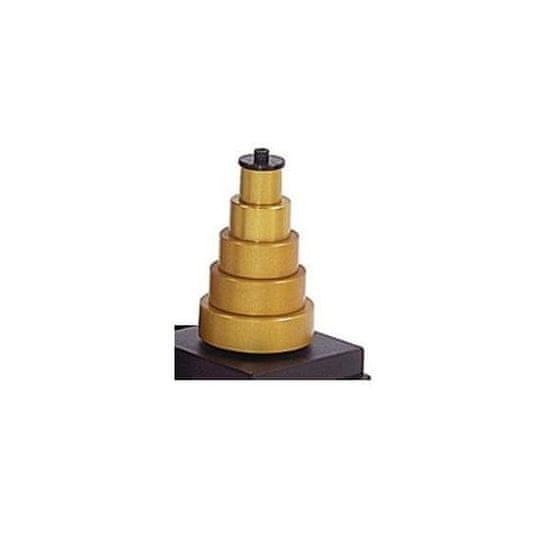 Igm Professional Sada ALU krúžkov pre falc - 1,6+3,2+6,35+9,5+12,7mm (F079-70500)