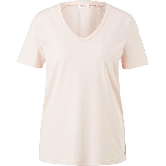 s.Oliver Ženska majica Slim Fit 14.103.32.X085 .4018