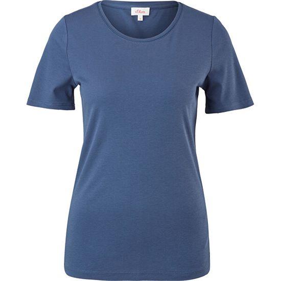 s.Oliver Ženska majica Slim Fit 14.103.32.X084 .5760
