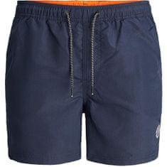 Jack&Jones Moške plavalne kratke hlače JJIBALI 12183741 Navy Blaze r (Velikost S)