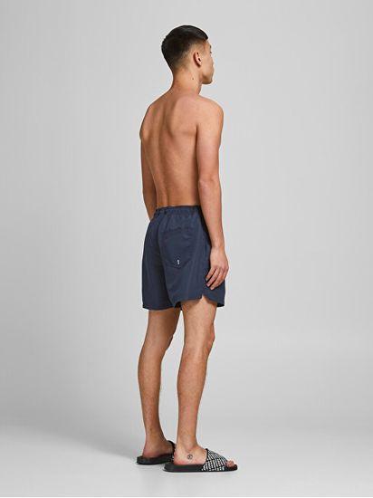 Jack&Jones Moške plavalne kratke hlače JJIBALI 12183806 Navy Blaze r