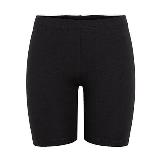 Pieces Ženske kratke hlače PCKIKI 17101084 Black