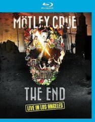 Mötley Crüe: End - Live In Los Angeles (2016) - Blu-ray