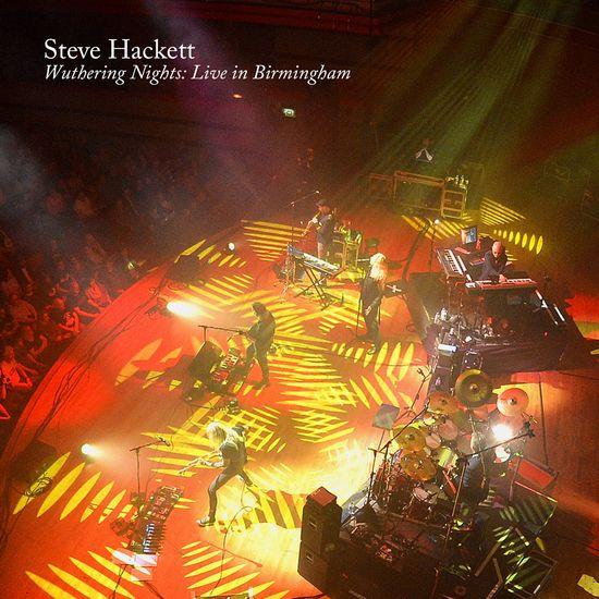 Hackett Steve: Wuthering Nights / Live In Birmingham - Blu-ray