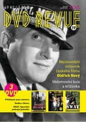 DVD Revue 19: Přítelkyně pana ministra, Hudba z Marsu a SWAT: Speciální policejní jednotka (3DVD) - DVD