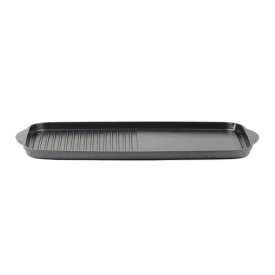 Rosmarino Black Line plošča za žar, 46 cm
