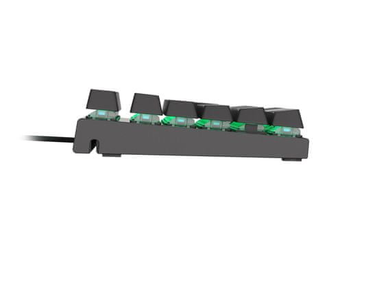 Genesis Thor 300 TKL mehanska tipkovnica, Outemu Blue, LED, US