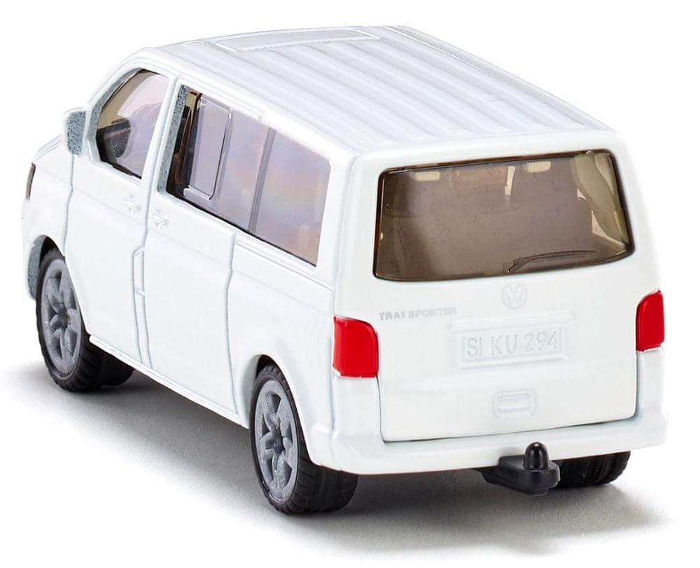SIKU Limitovaná edice 100 let Sieper VW T5 Snowman bílý