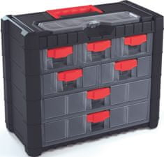 Prosperplast omarica CARGO, 400 × 200 × 326 mm, 7 + 1 (344902)