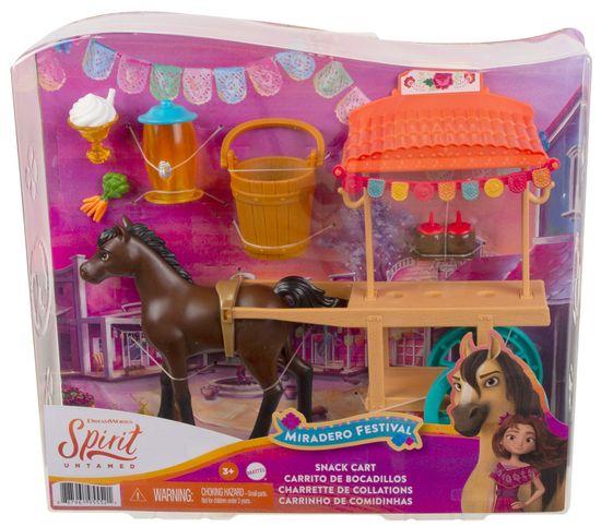 Mattel Spirit Festival Stánok na zmrzlinu