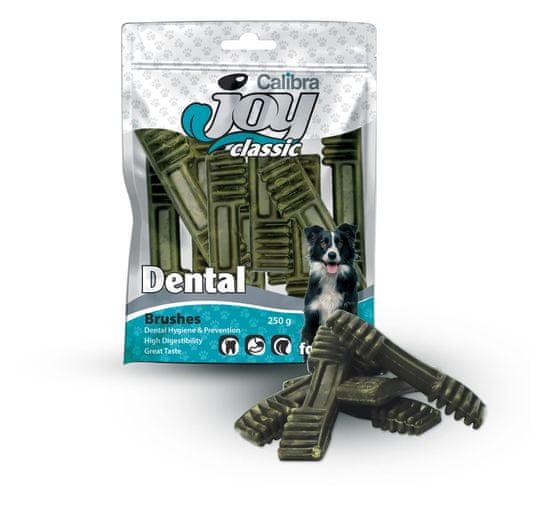 Calibra Joy Dog Classic Dental Brushes 250 g NEW