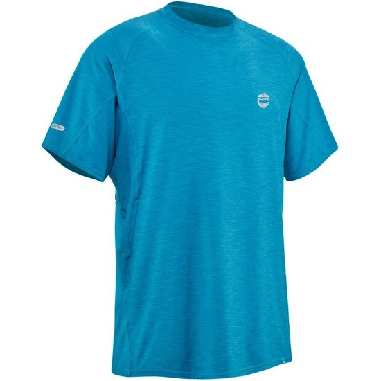 NRS NRS H2Core Silkweight vodna/UV majica kr rokav FJORD