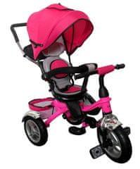 R-Sport Multifunkčná trojkolka 3v1 T3 Pink