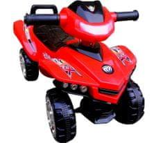 R-Sport Jeździk Quad J5 Red