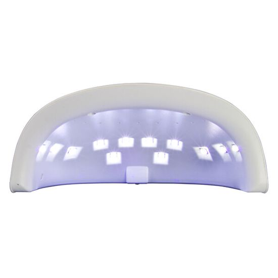 Esperanza Lampa UV do paznokci Amber 40 W.