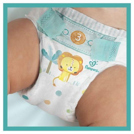 Pampers Active Baby Plenky Velikost 2, 228 ks, 4-8 kg