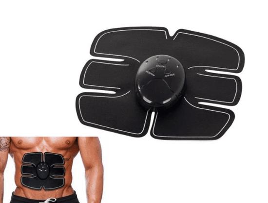 Trebušni elektro stimulator za krepitev mišic