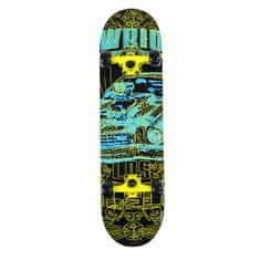Nils Extreme Skateboard deska Night S-130