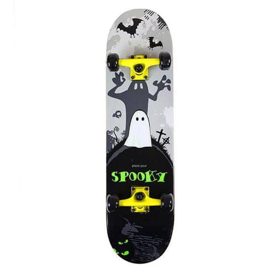 Nils Extreme Skateboard deska Spooky S-131