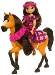 Mattel Spirit Festival bábika a koník Lucky a Spirit